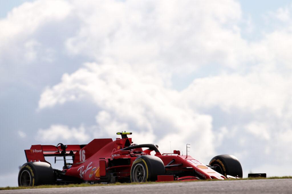 F1 | GP Eifel, Leclerc e Vettel chiudono le FP3 in terza e quinta posizione