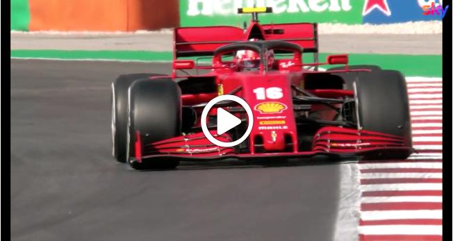F1   GP Portogallo, gli highlights delle prime libere a Portimao [VIDEO]