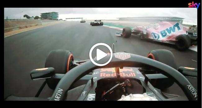 F1 | GP Portogallo, le immagini più belle della gara a Portimao [VIDEO]