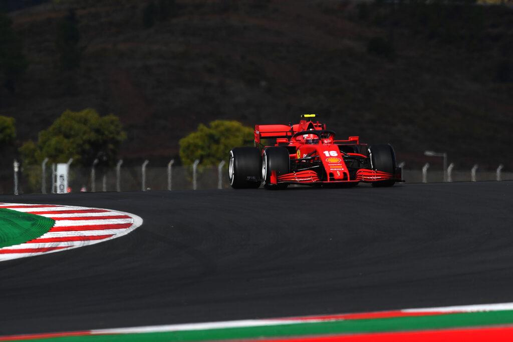 F1   GP Portogallo, Vettel e Leclerc completano le prime tornate a Portimao