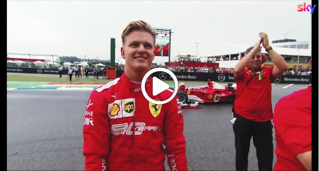 F1 | Mick Schumacher, cresce l'attesa per l'esordio al Nurburgring [VIDEO]