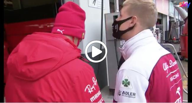F1 | Nurburgring, sfumato l'esordio di Mick Schumacher in Alfa Romeo [VIDEO]