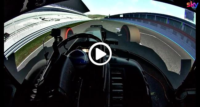 F1 | GP Portogallo, prima volta a Portimao: il giro al simulatore Dallara [VIDEO]