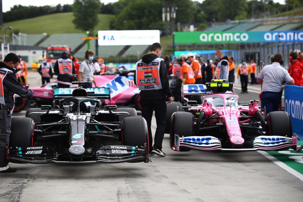 F1 | Aston Martin monterà specifiche Mercedes nel 2021