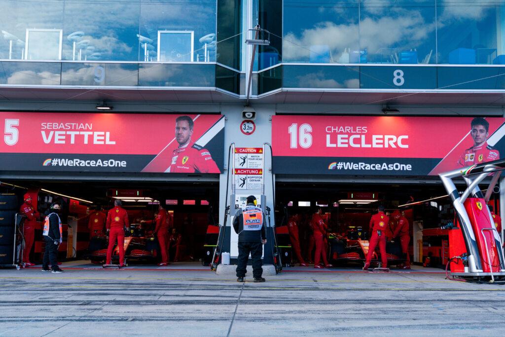 F1 | Ferrari, Inaki Rueda analizza la strategia utilizzata al Nurburgring