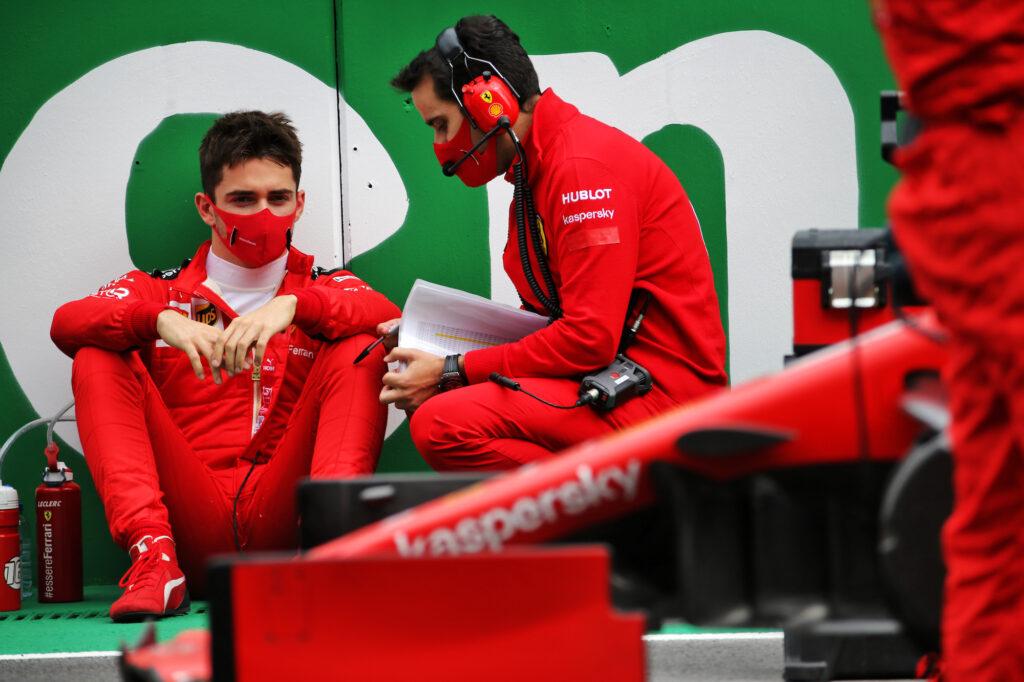 """F1   Brawn: """"Leclerc sta dando fiducia alla Ferrari"""""""