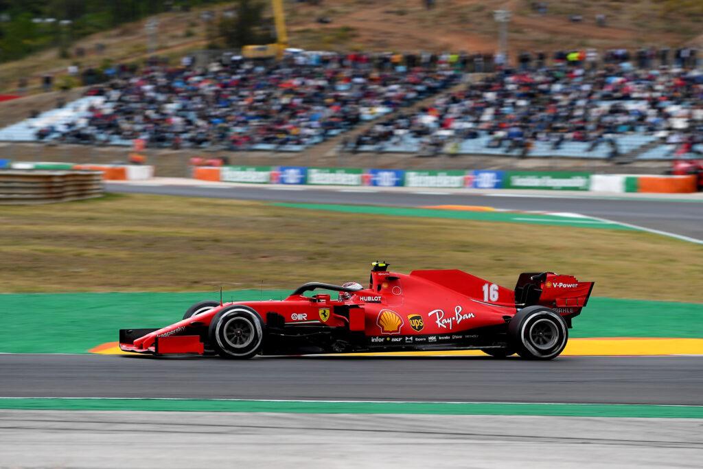 F1 | Ferrari, Leclerc chiude quarto il GP del Portogallo
