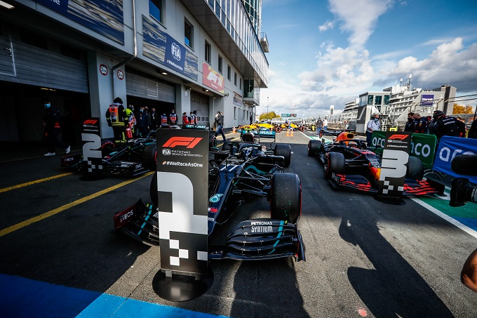 F1 | Gran Premio di Eifel: l'analisi delle qualifiche