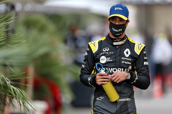 "GP Eifel | Renault, Ricciardo: ""Potrebbe essere un weekend imprevedibile"""