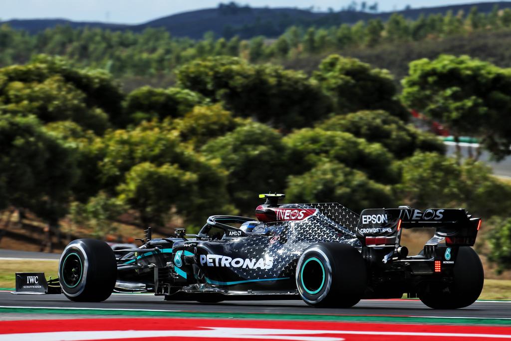 F1 | GP Portogallo, PL2: Bottas si conferma al comando