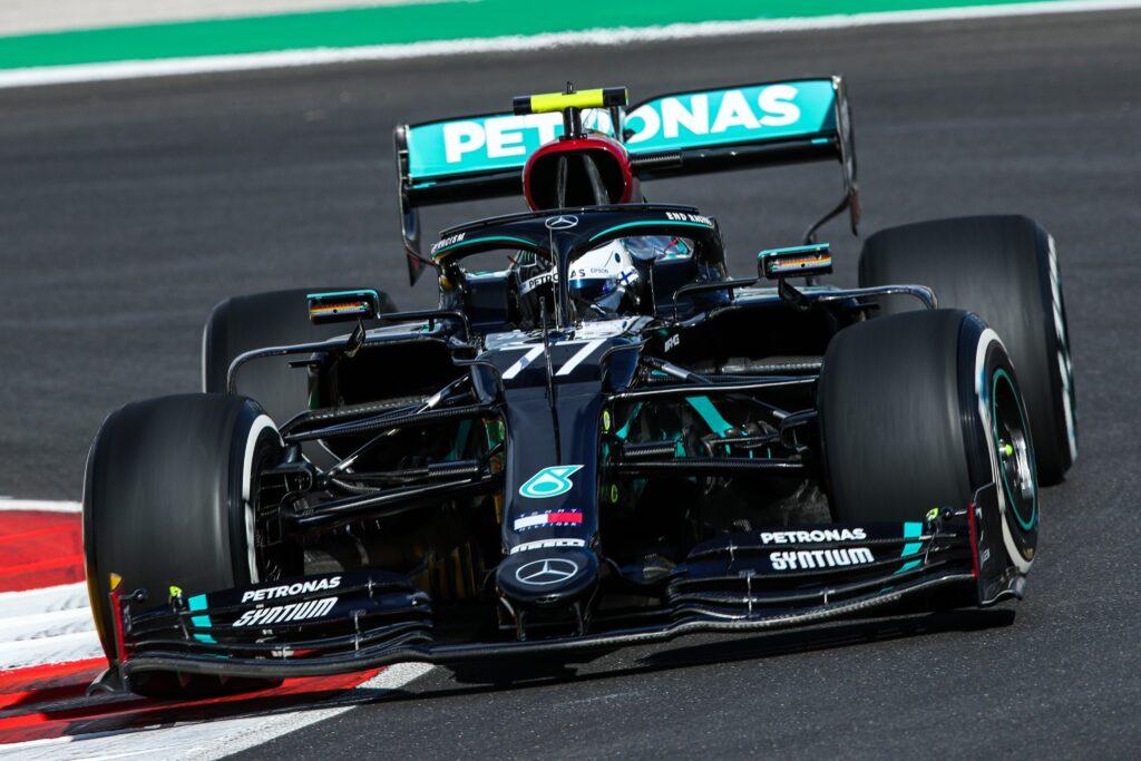 F1 | GP Portogallo, PL1: Mercedes subito davanti a tutti