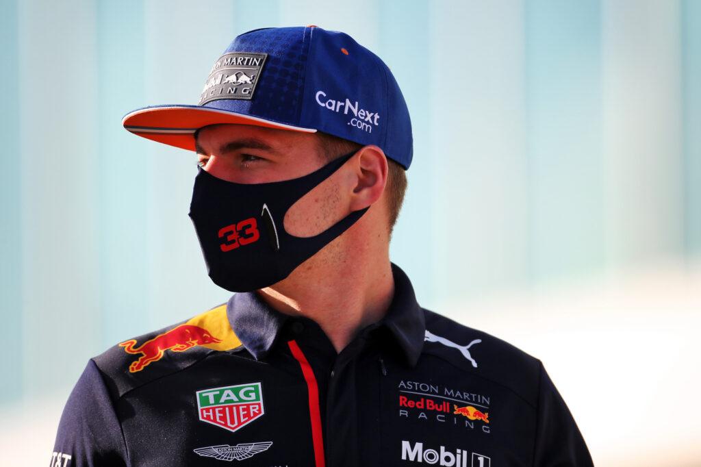 """F1   Verstappen su Hulkenberg: """"Sarebbe un buon compagno, ma non dipende da me"""""""