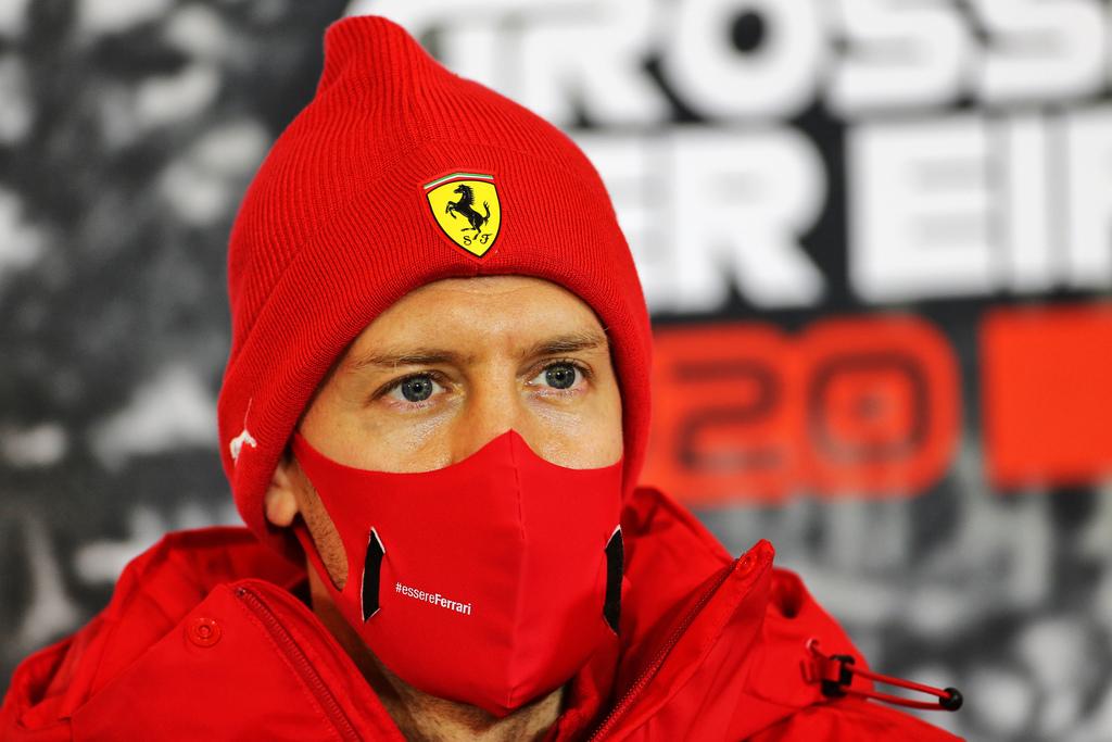 F1   Vettel dubbioso sul format del weekend ridotto