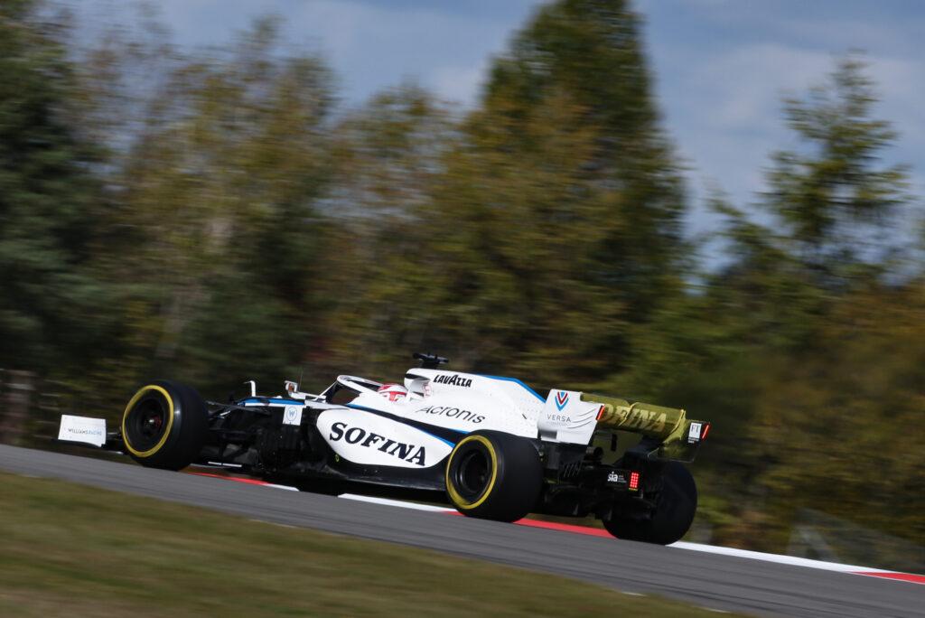 F1 | Williams, Russell e Latifi pronti per il GP del Portogallo