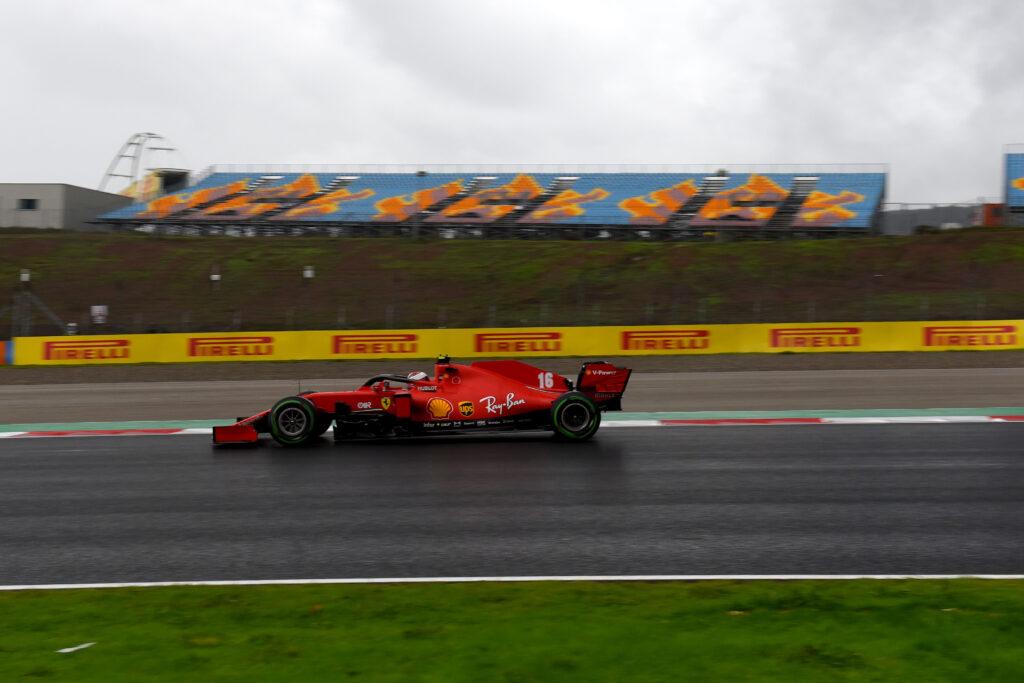 F1 | Leclerc secondo nelle FP3 in Turchia
