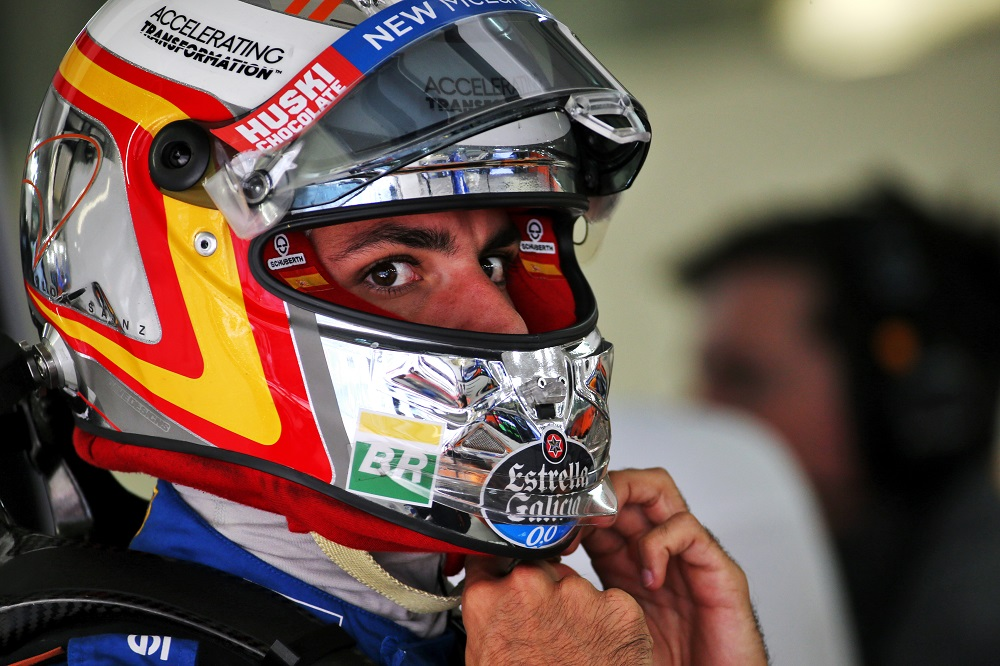 F1 | Sainz vuole provare la Ferrari nei test di Abu Dhabi