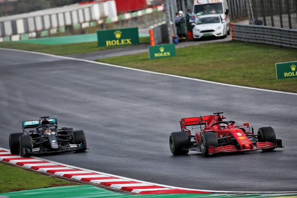 F1   Hamilton, Vettel e l'elogio del manico