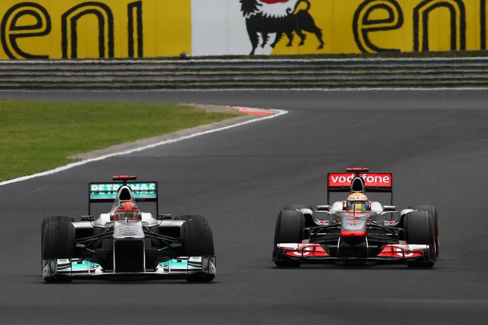 F1 | Norbert Haug e le qualità che accomunano Schumacher e Hamilton