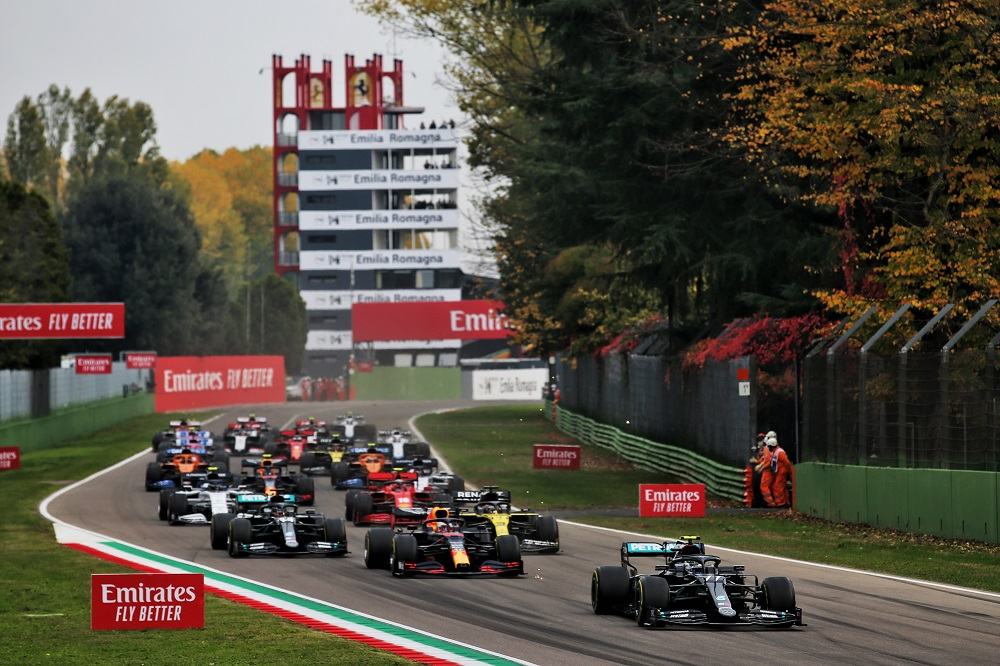 F1 | L'Italia vuole ospitare due gare nel 2021