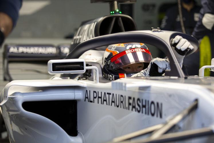 F1 | AlphaTauri, Imola battezza l'esordio di Yuki Tsunoda
