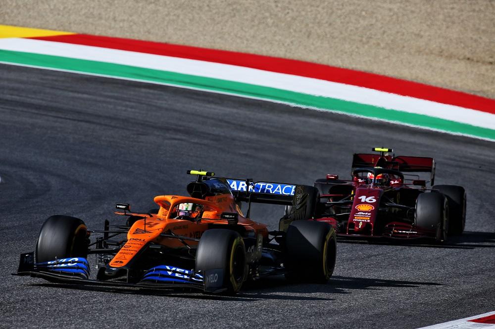 F1   McLaren, Seidl teme l'inserimento della Ferrari nella lotta per il terzo posto nei costruttori