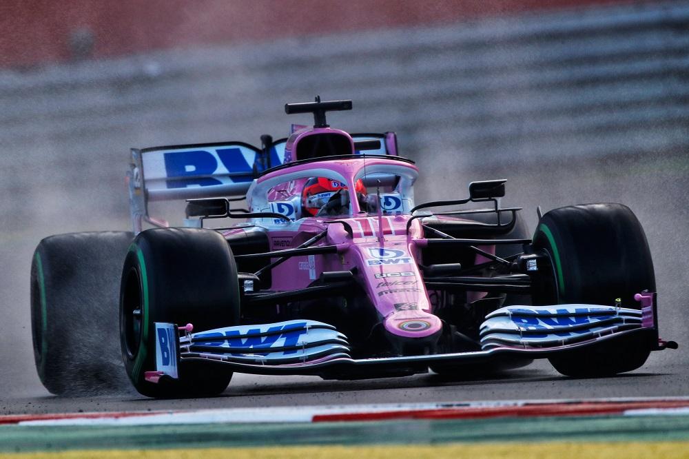 """F1   GP Turchia, Perez: """"Ottimo risultato per la squadra, meglio essere terzi che secondi"""""""