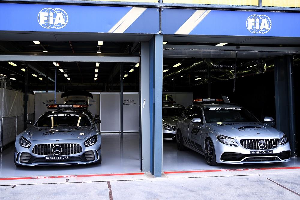 F1 | Dal 2021 Aston Martin e Mercedes si divideranno la fornitura della Safety Car