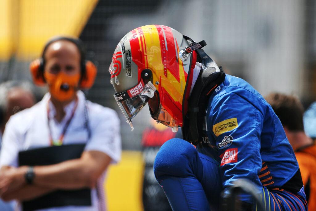 F1 | Sainz non esclude un test privato alla guida della Ferrari