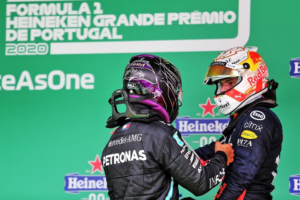 """F1   Verstappen: """"Il regolamento del 2022 non è stato pensato per fermare la Mercedes"""""""