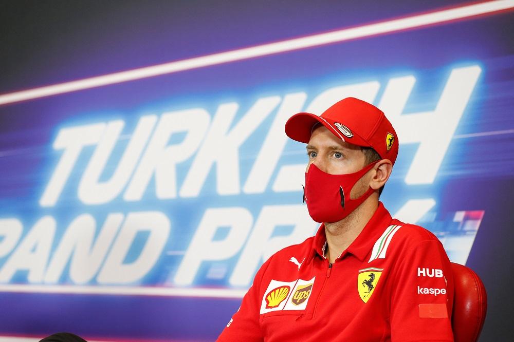 """F1   Ferrari, Vettel: """"Stagione negativa, Leclerc riesce a spremere il massimo dalla monoposto"""""""