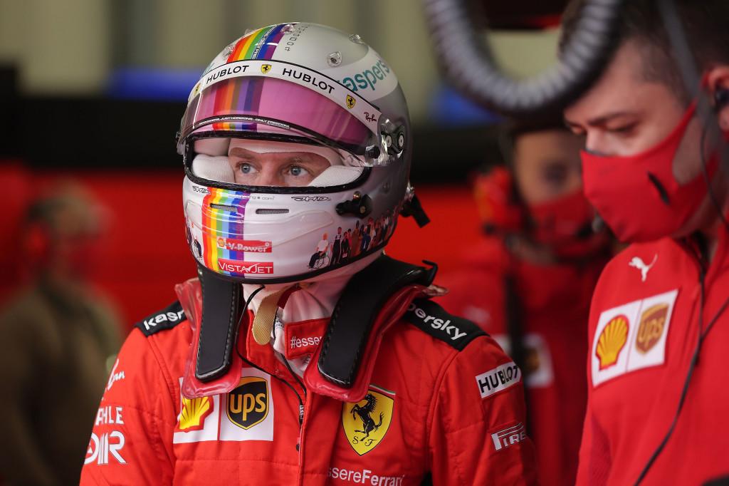 """F1   Vettel: """"Rimarrò tifoso della Ferrari anche quando saremo rivali"""""""