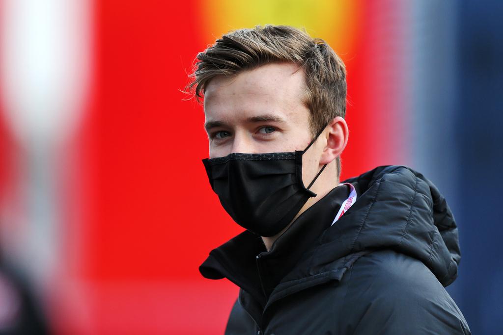 F1   Alfa Romeo, Ilott in pista nei test di Abu Dhabi