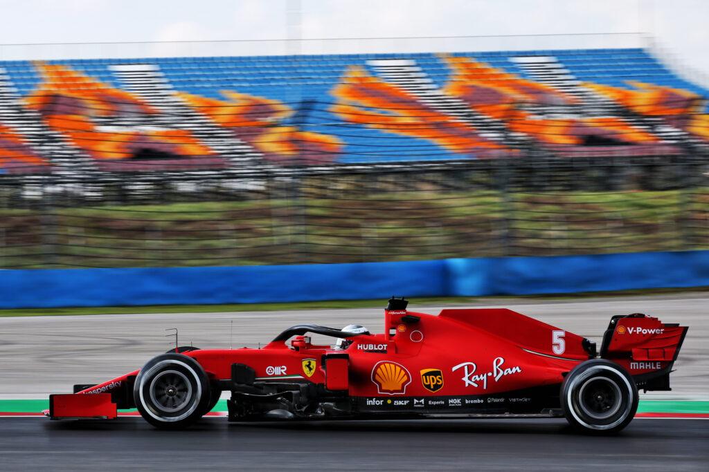 "F1 | Ferrari, Sebastian Vettel: ""Oggi costanti, ma l'ultima sessione di libere sarà fondamentale"""