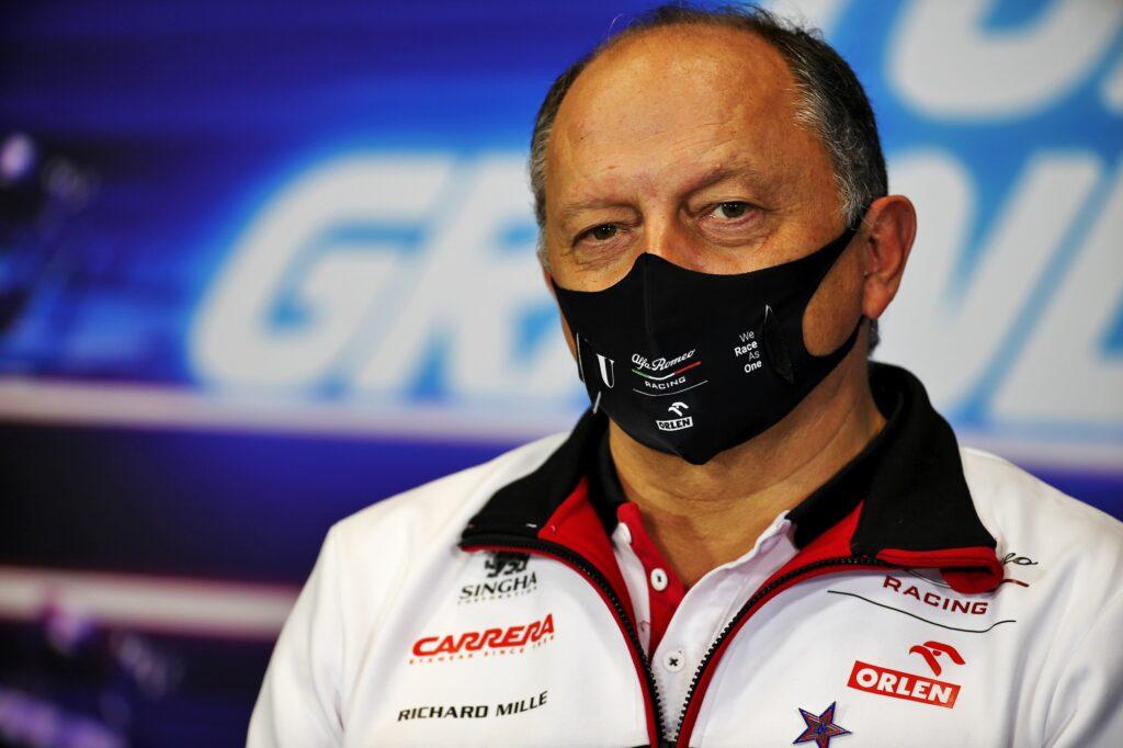 """F1   Alfa Romeo, Vasseur: """"Stagione intensa, la stanchezza si fa sentire"""""""