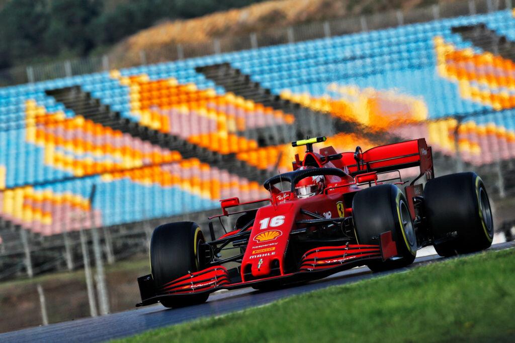 """F1   Ferrari, Charles Leclerc secondo nelle FP2: """"Uno spasso girare con così poco grip"""""""
