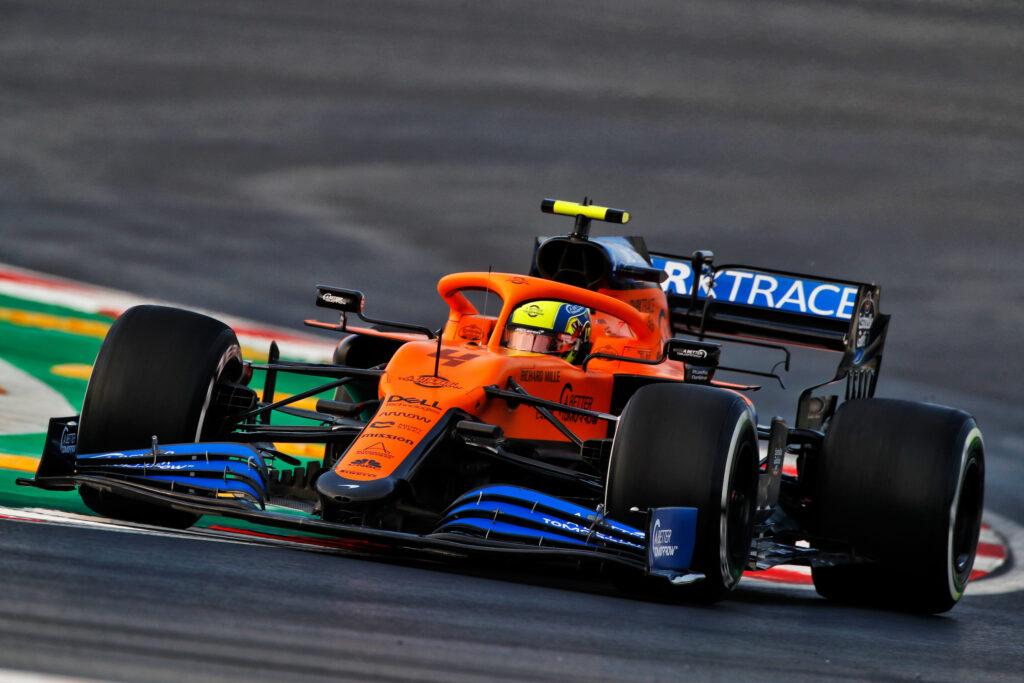 "F1   McLaren, Lando Norris: ""E' stato divertente, si prospetta un weekend interessante"""