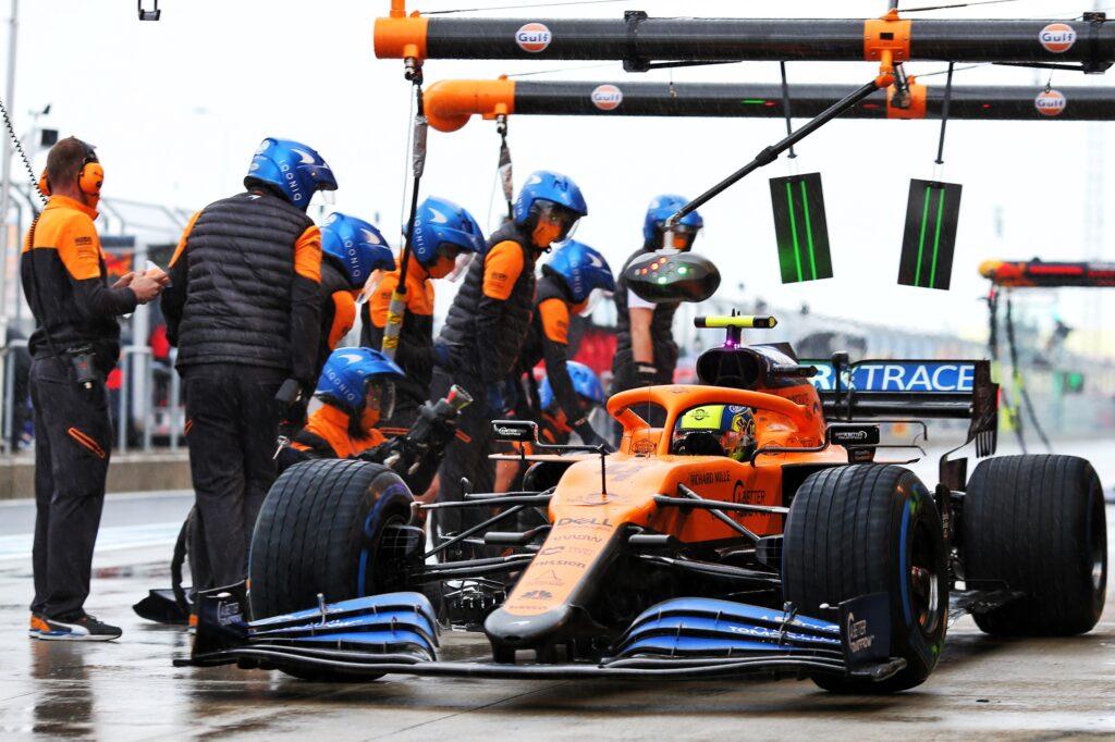 F1 | GP Turchia, stangata per Norris: cinque posizioni di penalità in griglia