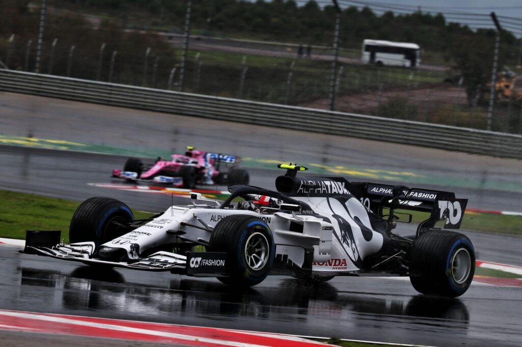 F1 | AlphaTauri, Gasly e Kvyat delusi per le qualifiche in Turchia