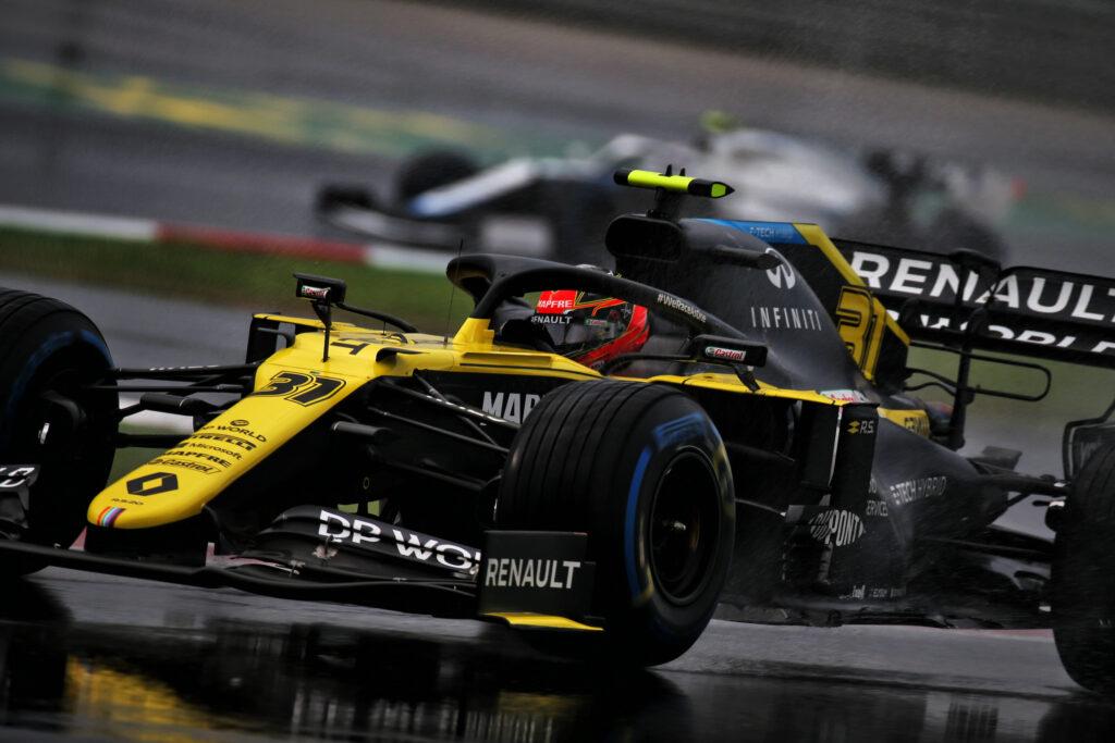 "F1 | Renault, Esteban Ocon: ""Se avessimo montato subito le wet in Q3 ora saremmo in top 5"""
