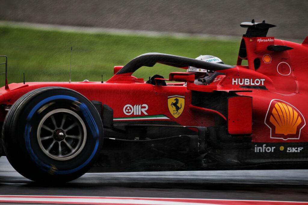 """F1   Ferrari, Sebastian Vettel: """"Non siamo riusciti a sfruttare il potenziale della macchina"""""""