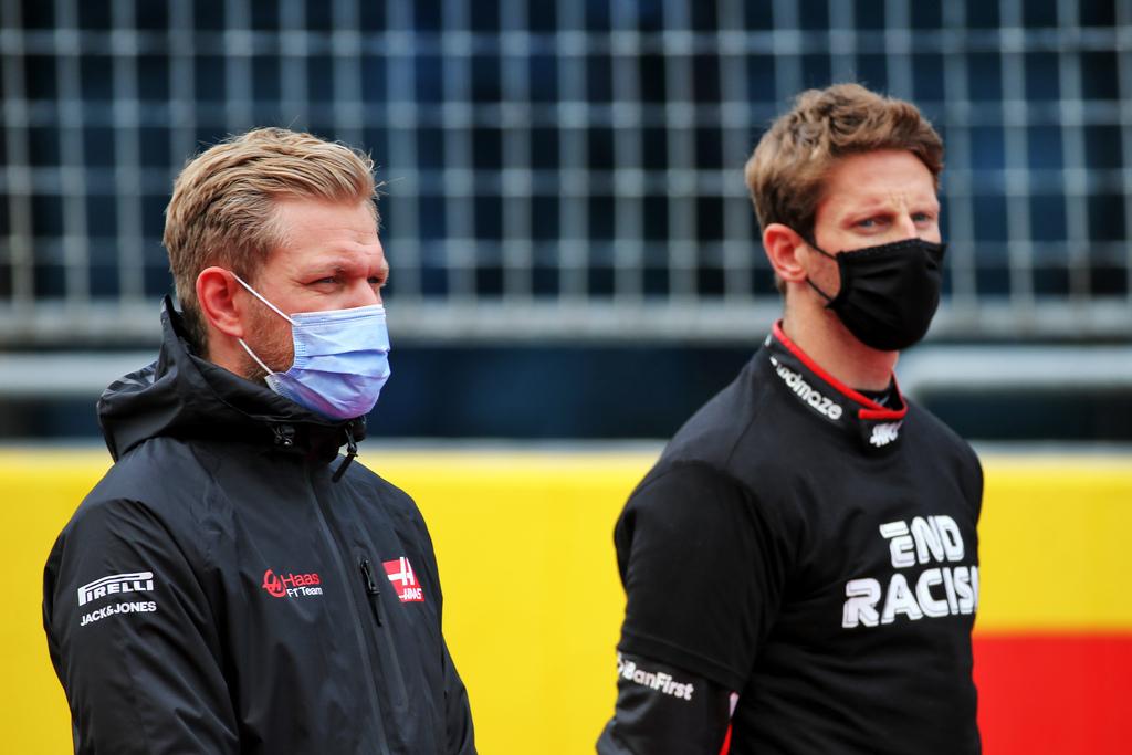"F1   Grosjean loda Magnussen: ""E' un grande pilota"""