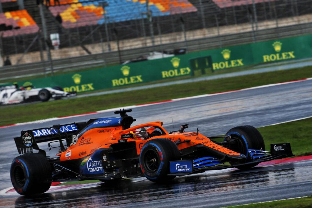 """F1   McLaren, Carlos Sainz recupera dieci posizioni: """"Una delle mie gare più difficili"""""""