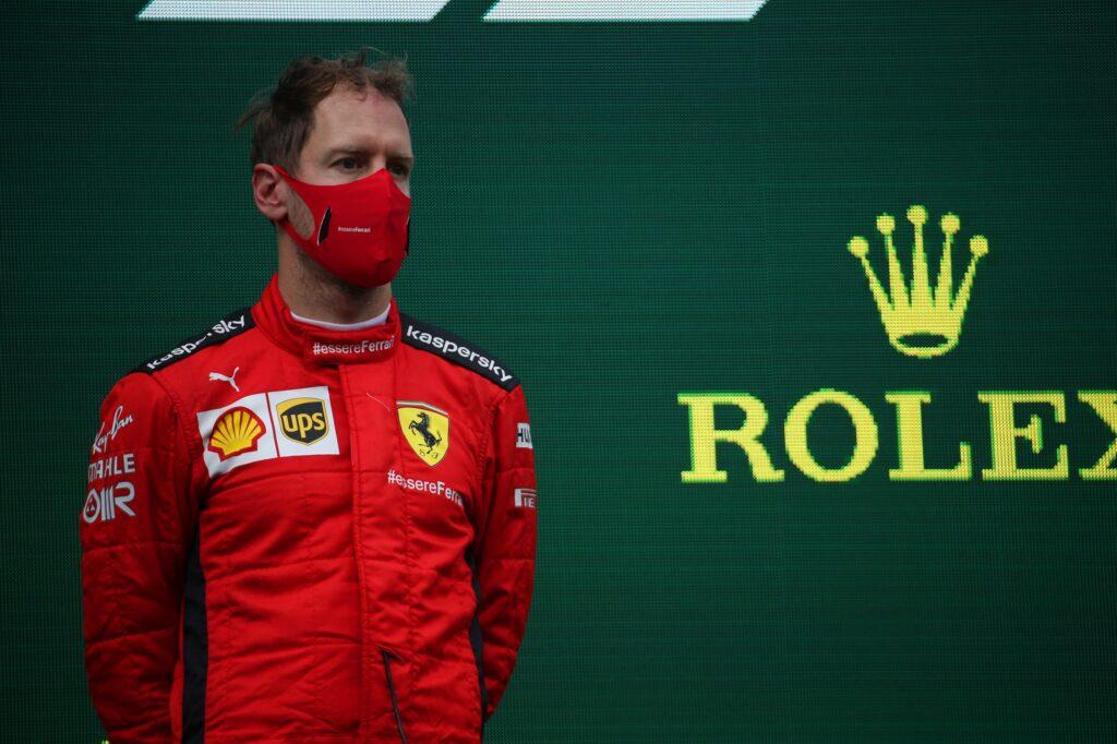 """F1   Ferrari, Vettel: """"Curioso di vedere il comportamento della macchina in Bahrain"""""""
