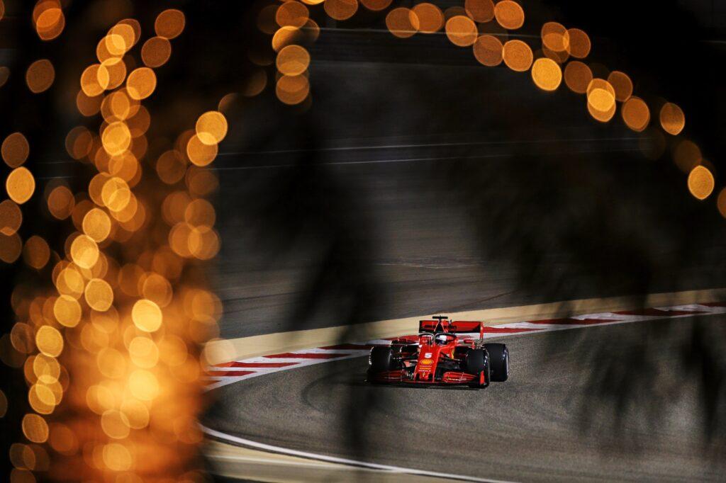 F1 | Ferrari, Vettel dodicesimo nelle libere in Bahrain