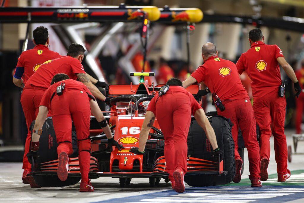 """F1   Ferrari, Leclerc deluso: """"Mi aspettavo qualcosa in più"""""""