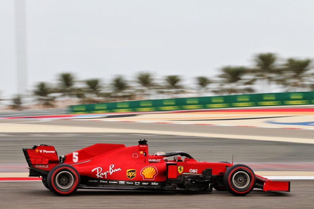 """F1   Le due Ferrari in sesta fila, Mekies: """"Sarà una gara in salita"""""""