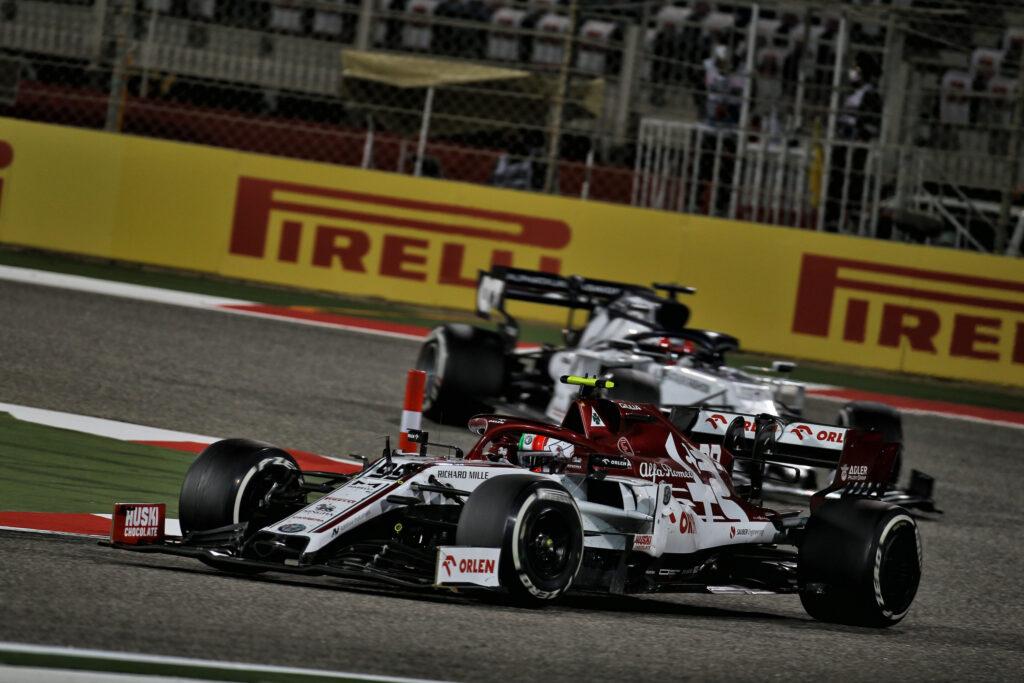 """F1   Alfa Romeo, Antonio Giovinazzi: """"Le nostre scelte non hanno funzionato"""""""