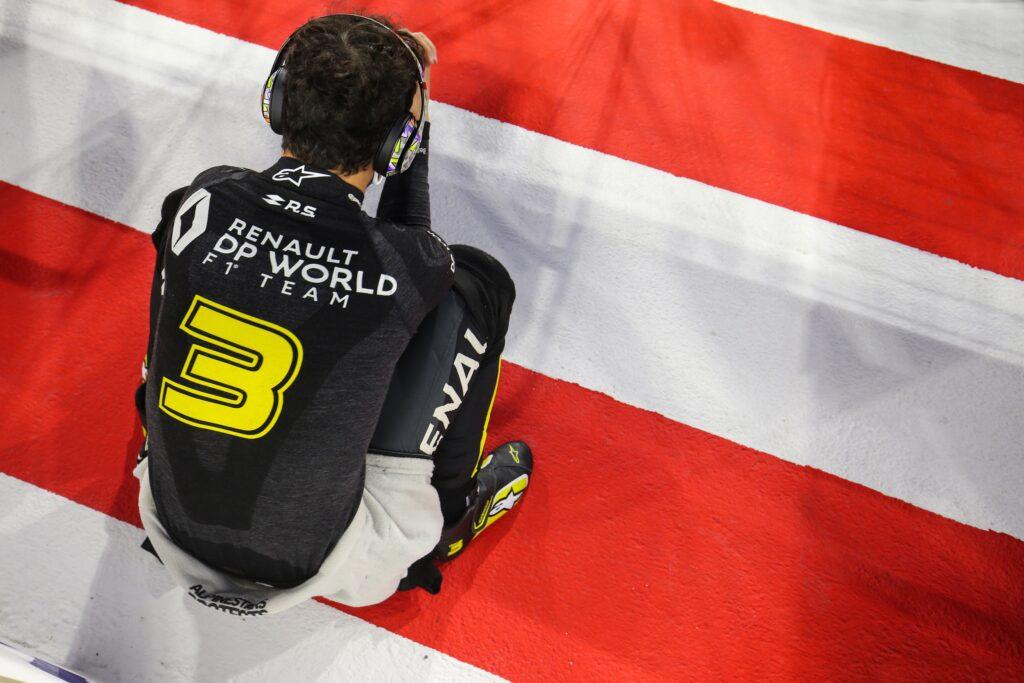 """F1   Renault, Ricciardo: """"Non è andata come avremmo voluto"""""""