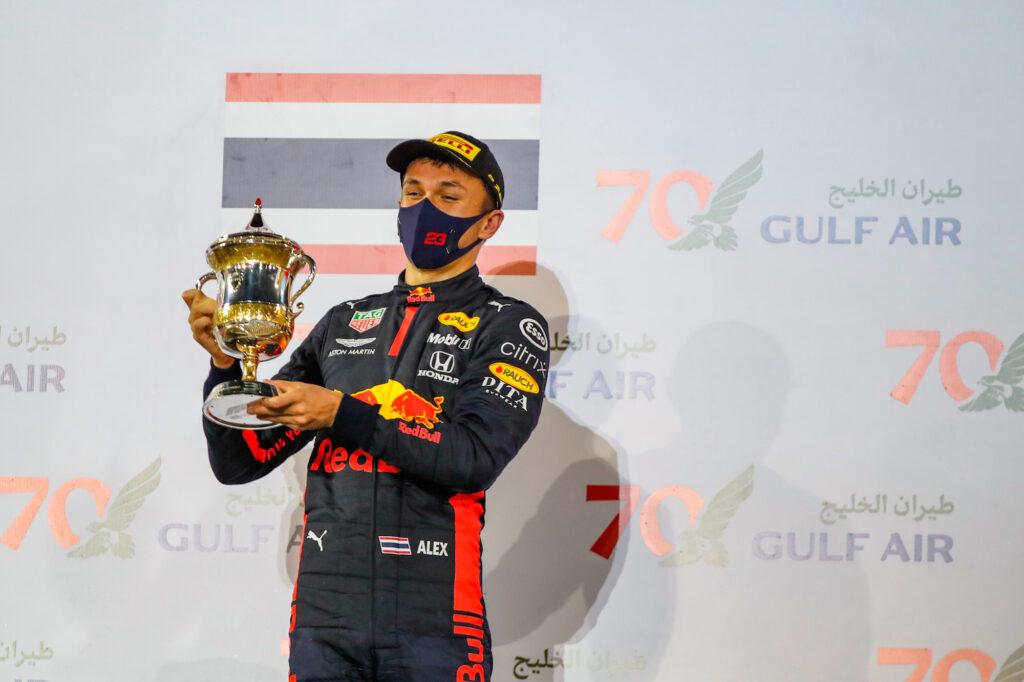 F1 | Albon soddisfatto del podio conquistato in Bahrain