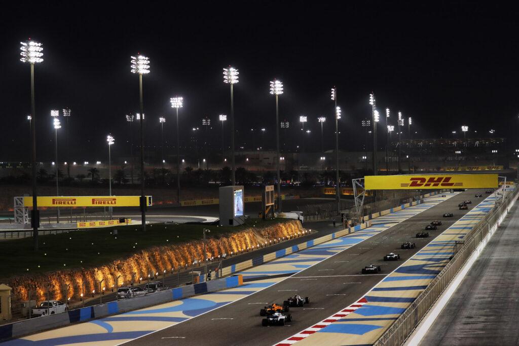F1 | GP Bahrain: otto frenate sono impegnative per i freni